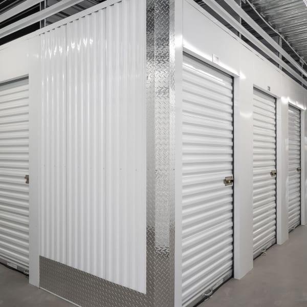 Indoor storage units at StorQuest Express - Self Service Storage in Sacramento, California