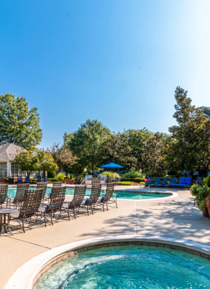 View our amenities at Marquis of Carmel Valley in Charlotte, North Carolina