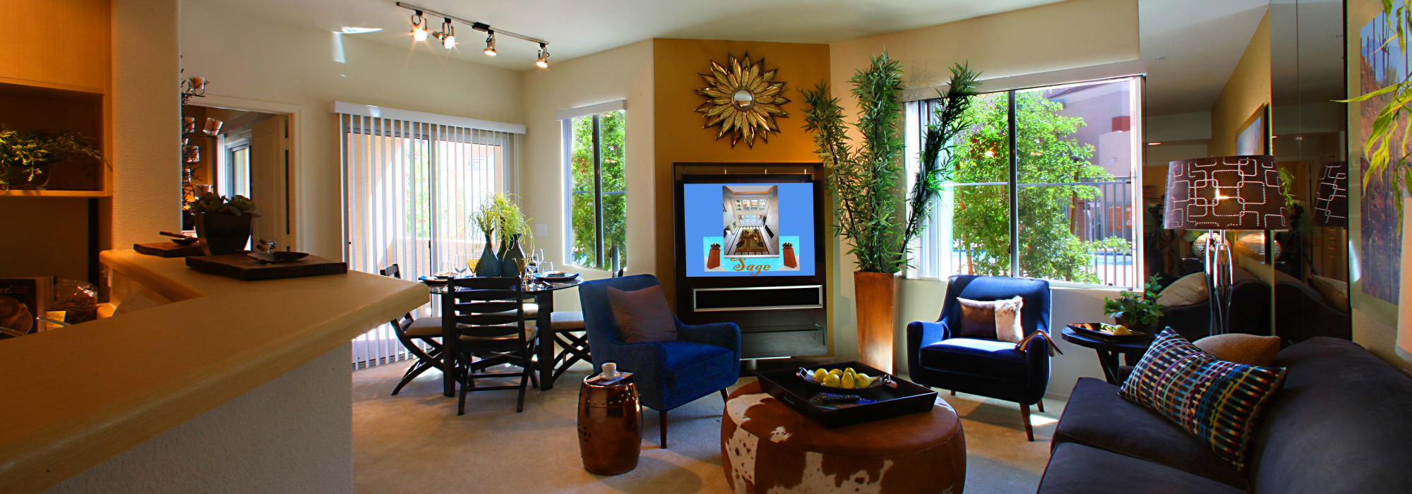 Phoenix, Arizona Apartments at Sage Luxury Apartment Homes