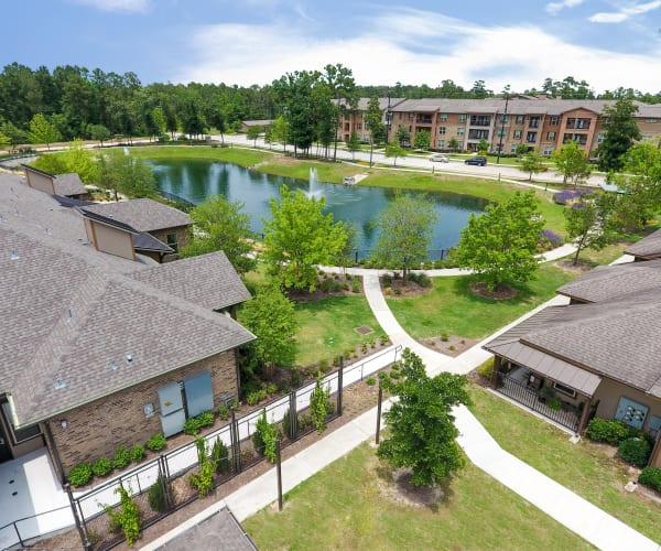 A property managed by Integrated Real Estate Group, based in Southlake, Texas