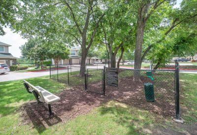 23Hundred at Ridgeview offes an onsite dog park in {location_city}}, Texas
