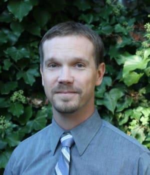 Robert Wright of Mission Healthcare at Renton in Renton, Washington.