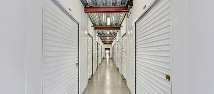 Indoor storage units in Paramount, California at A-1 Self Storage