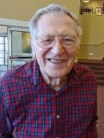Vern, resident at The Oaks, A Merrill Gardens Community in Gilbert, Arizona.