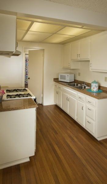 New kitchen appliances at Chatham Village