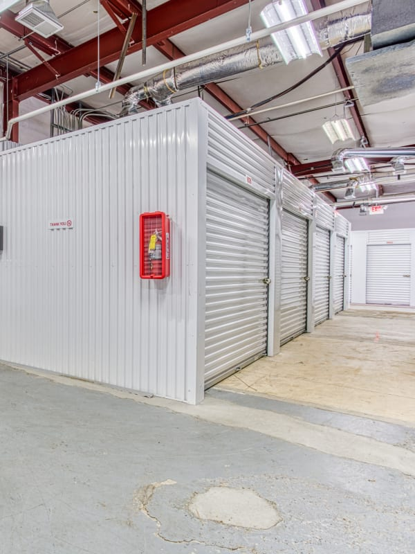 A variety of climate-controlled self storage units at Devon Self Storage in Memphis, Tennessee