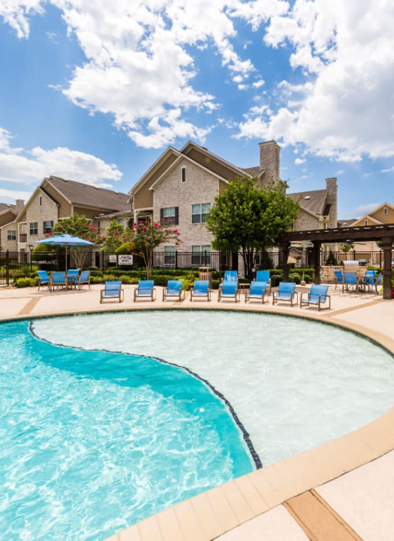 View our amenities at Marquis at Cinco Ranch in Katy, Texas