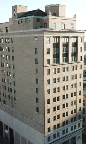 The Linc offers a beautifully designed apartments in Rochester, New York