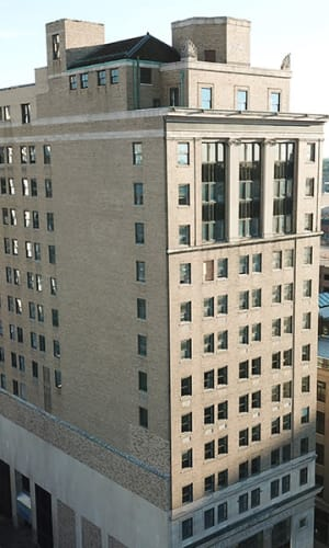 The Linc offers a beautifully designed apartments in Rochester, NY