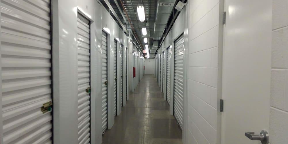 Interior units at StorQuest Self Storage in Chandler, Arizona