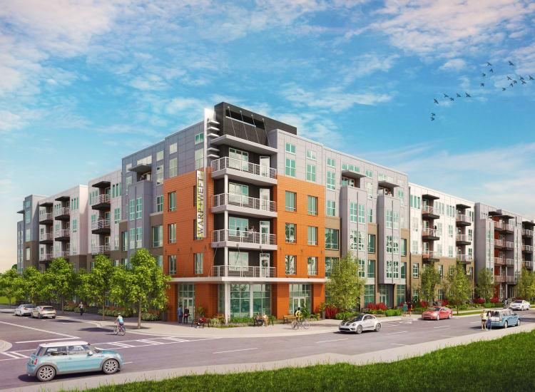 Optimist Park Charlotte North Carolina Apartments Alta