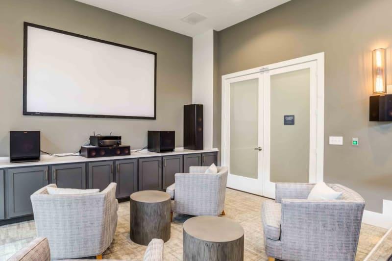 lounge area at The Mason in Ladson, South Carolina