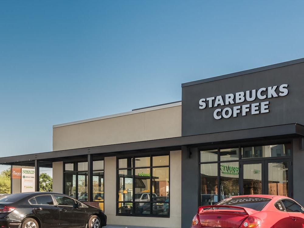 Nearby Coffee Shop near The Astor at Osborn in Phoenix, Arizona