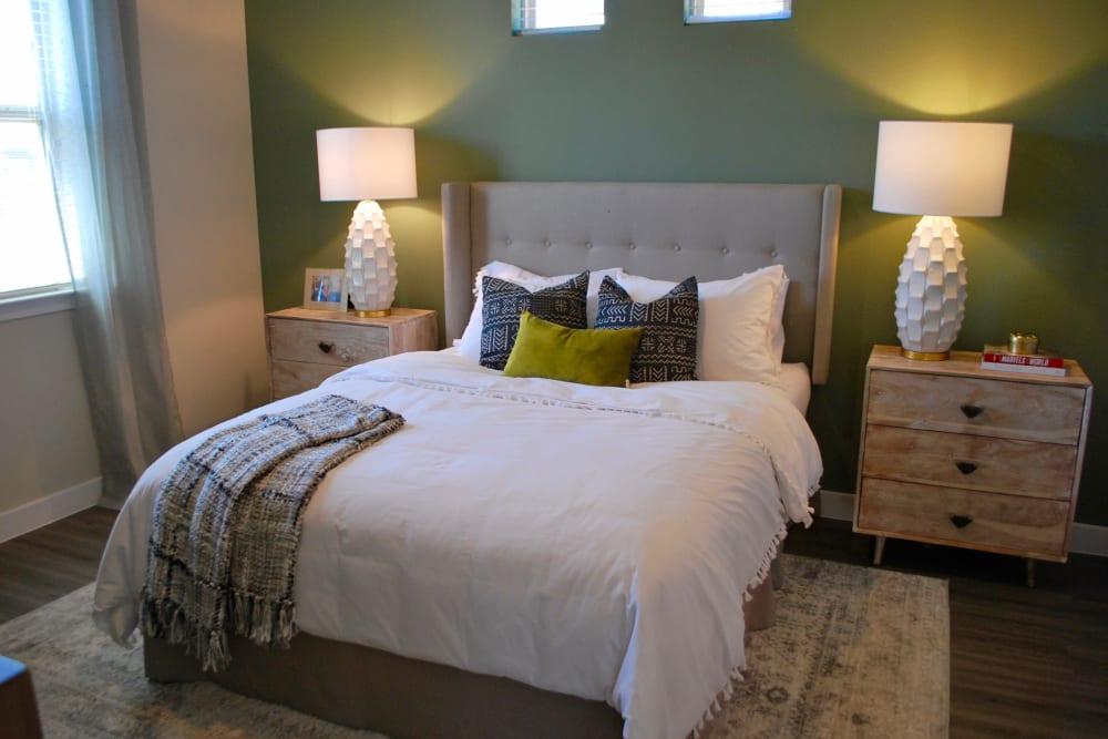 Bedroom at Avilla Heritage