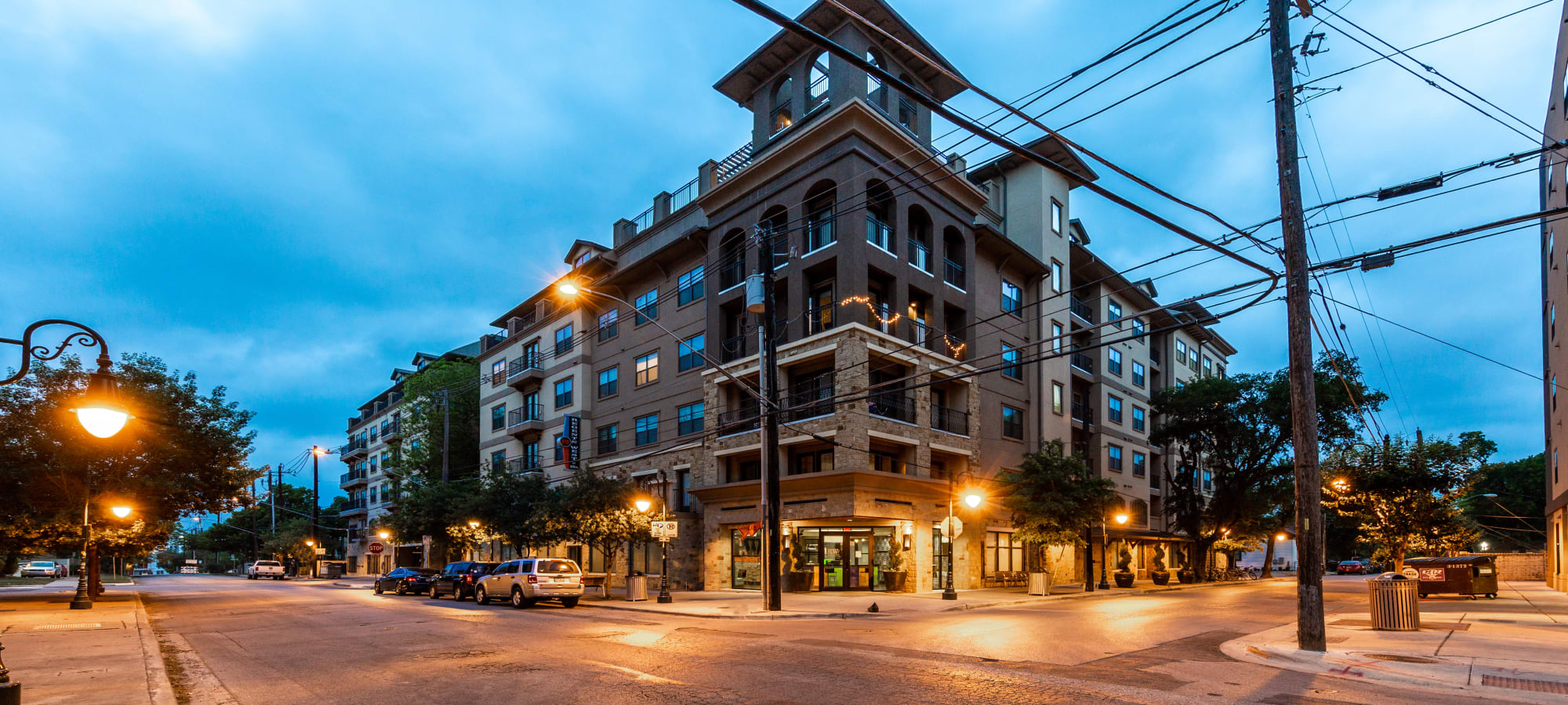 Apartments at Regents West at 26th in Austin, Texas