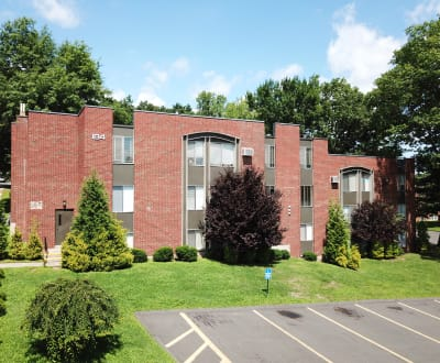 Springwood Gardens apartments in New Britain, Connecticut