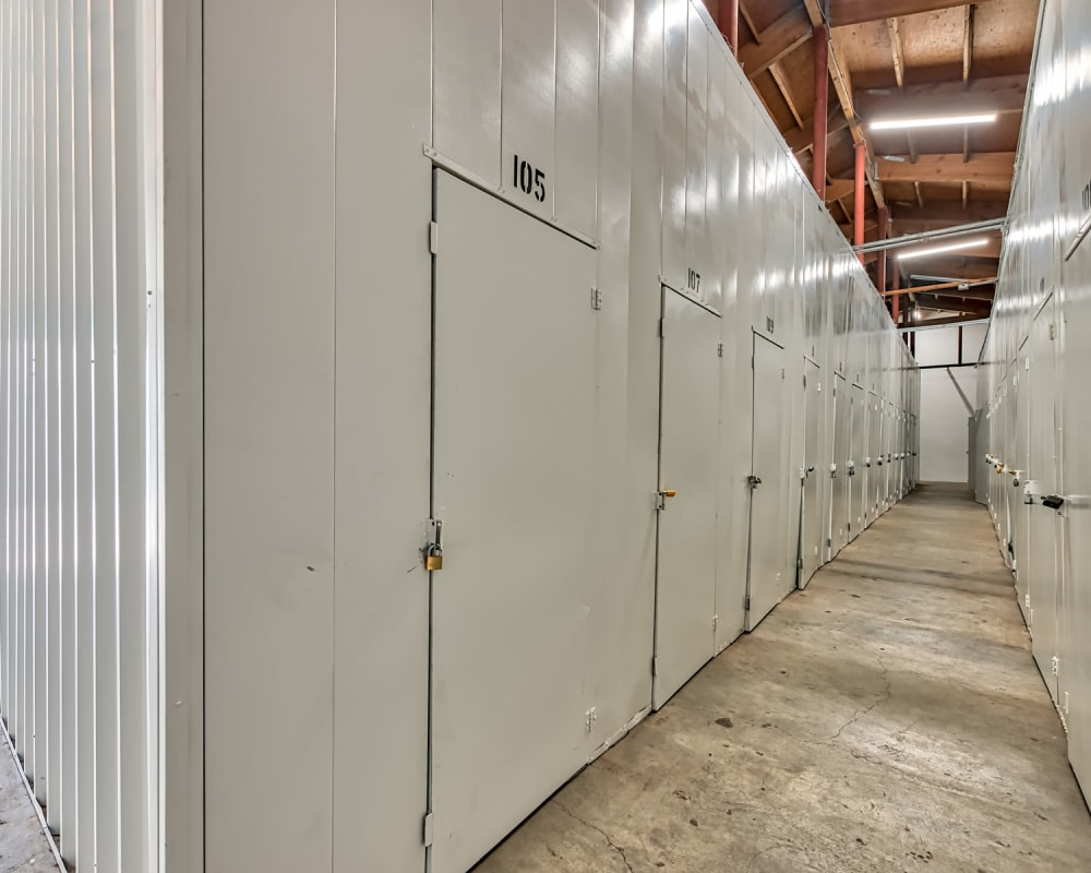 Climate-controlled storage at Golden State Storage - Big Bear in Big Bear, California
