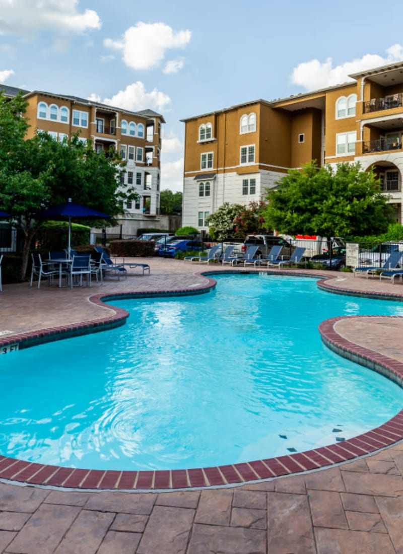View our amenities at Marquis at Stone Oak in San Antonio, Texas