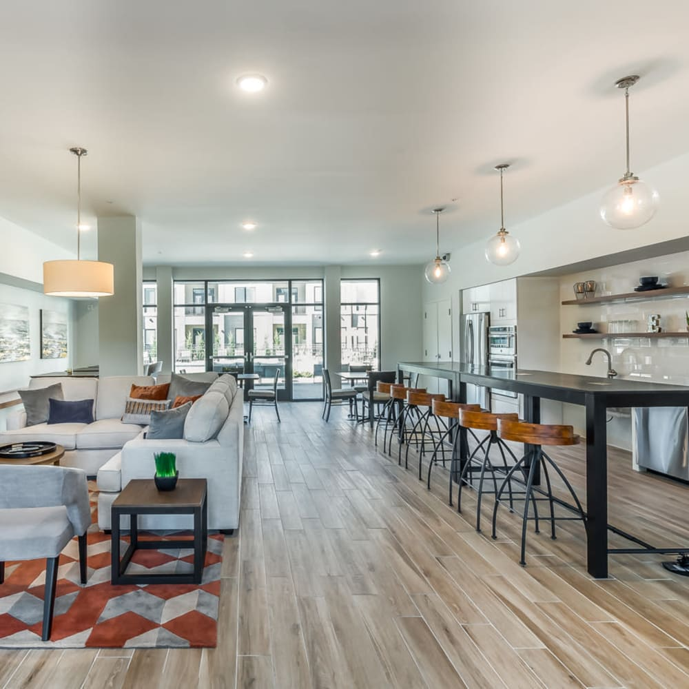 Amenities At Echelon Luxury Apartments Include Air