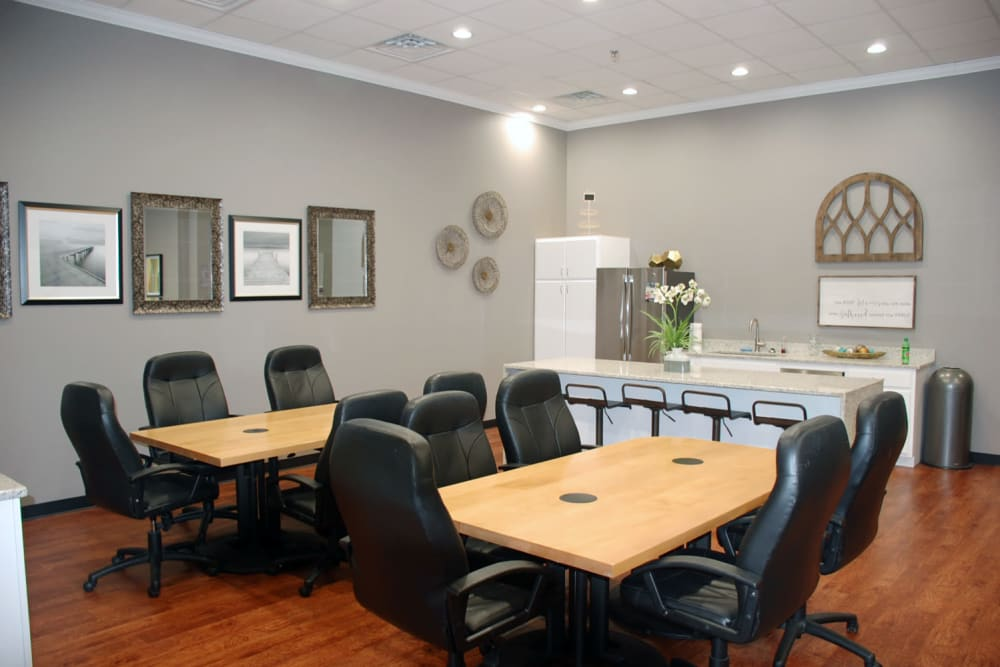 Conference room at Pikeville Commons Apartments in Pikeville, Kentucky