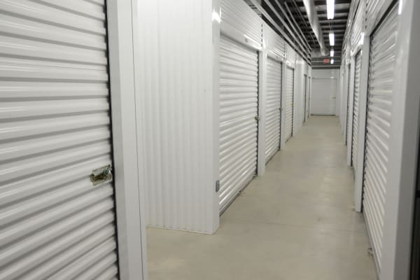 Climate-controlled units at Lock Box Self Storage in Mt Juliet, Tennessee