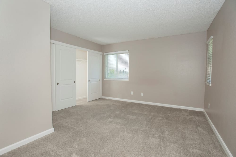 living room at Ridgecrest Apartment Homes