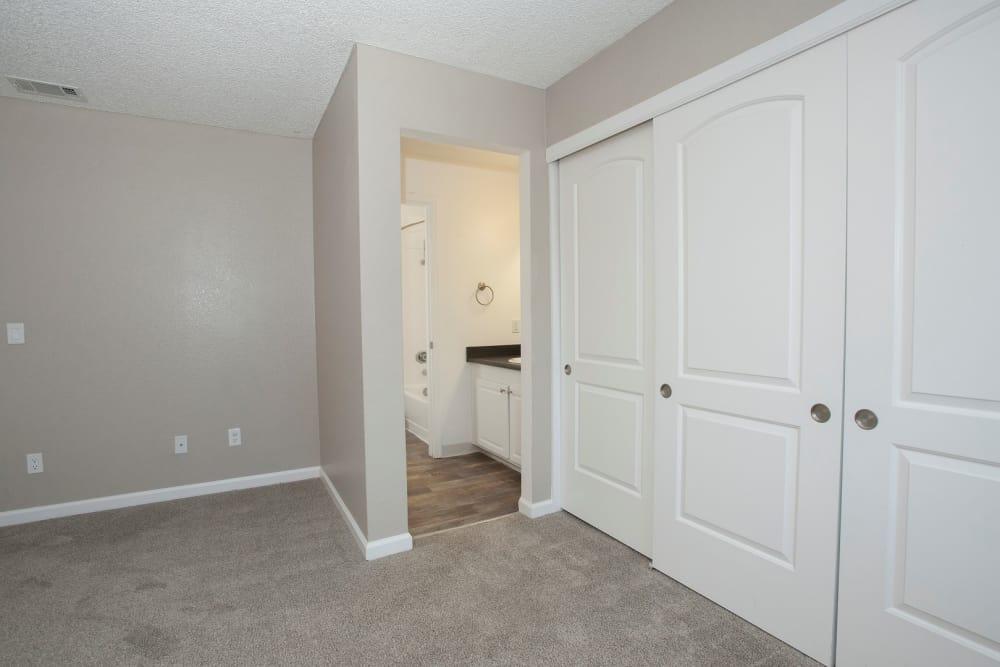 bedroom at Ridgecrest Apartment Homes