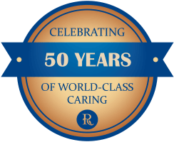 The Fair Oaks is celebrating 50 years of world-class caring in Pasadena, California