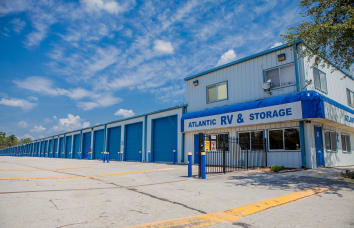 Visit our Shad RV location's website to learn more about Atlantic Self Storage in Jacksonville, FL