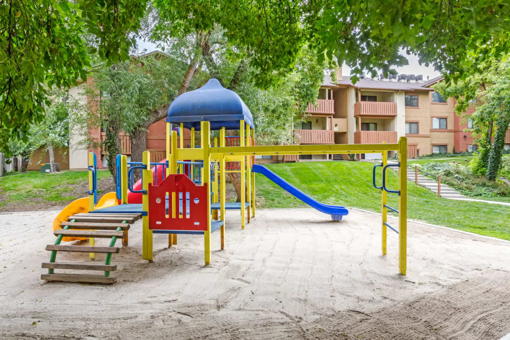 Play ground at Springs of Country Woods Apartments