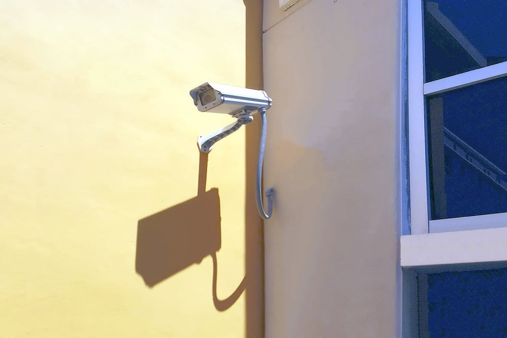 Prime Storage Security Camera in North Miami, Florida