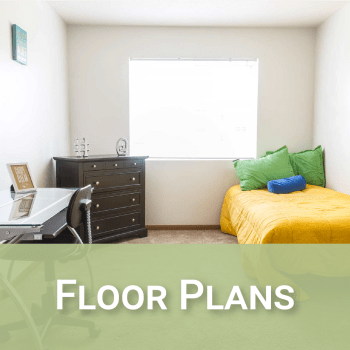 Floor plans at Reserve at Kirkwood in Cedar Rapids, Iowa