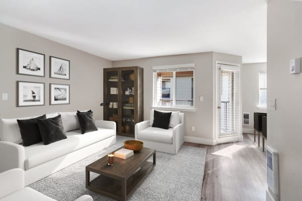 Floor plans at Madison Park Apartments