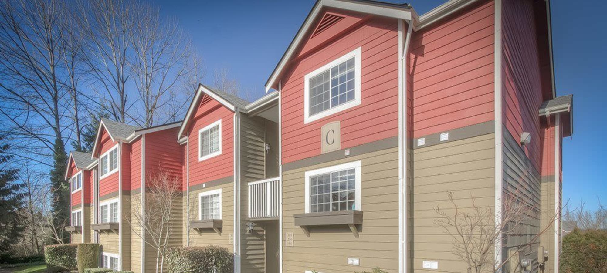 Chestnut Hills Apartments in Puyallup, Washington