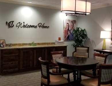 Discovery Room at Pacifica Senior Living Santa Fe