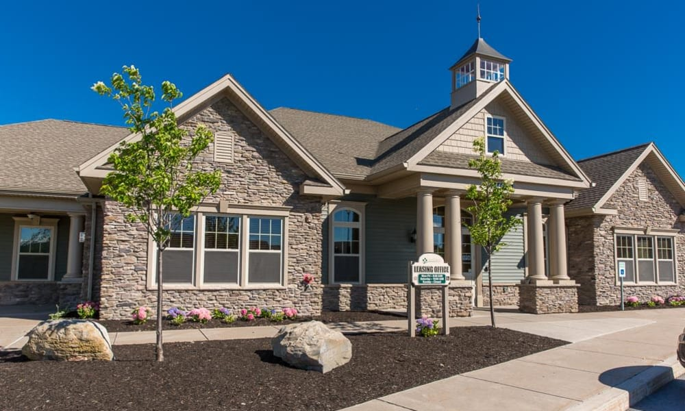 Exterior view at Preserve at Autumn Ridge in Watertown