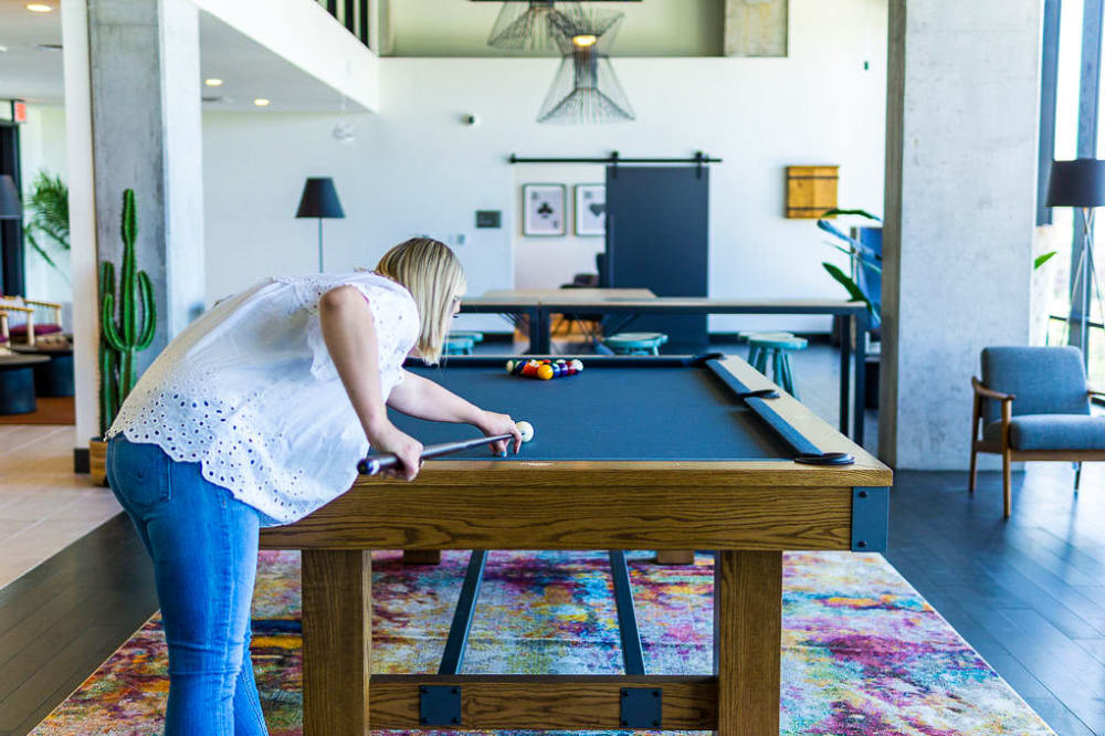 View the amenities at The Local Apartments in Tempe, Arizona