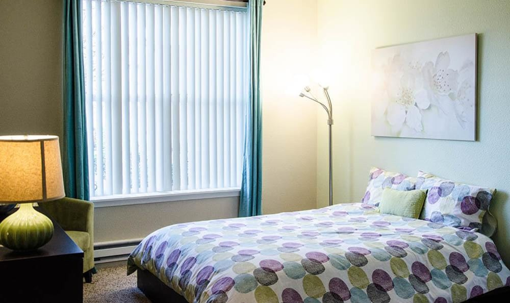Spacious Bedroom at Wildreed Apartments