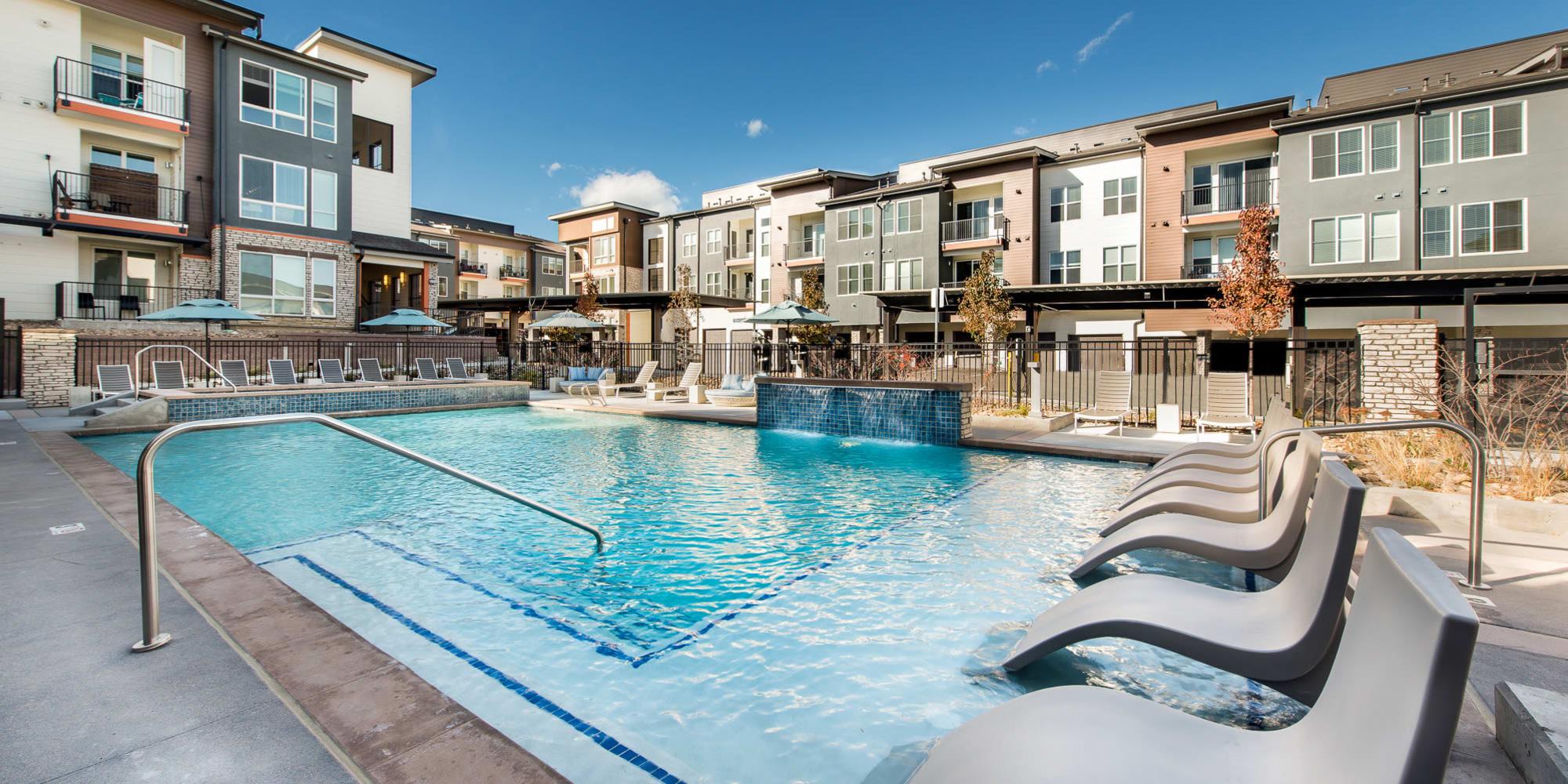 Elevate apartments in Englewood, Colorado