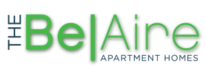 Logo for The BelAire Apartment Homes in Marietta, Georgia