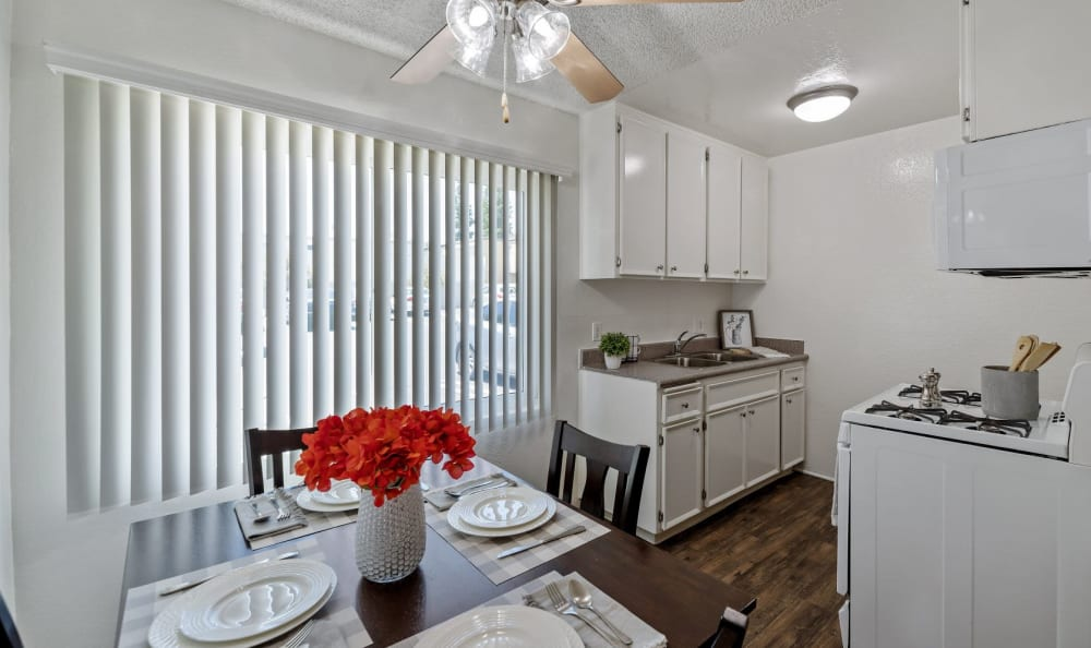 Apartments at The Terrace in Tarzana, California