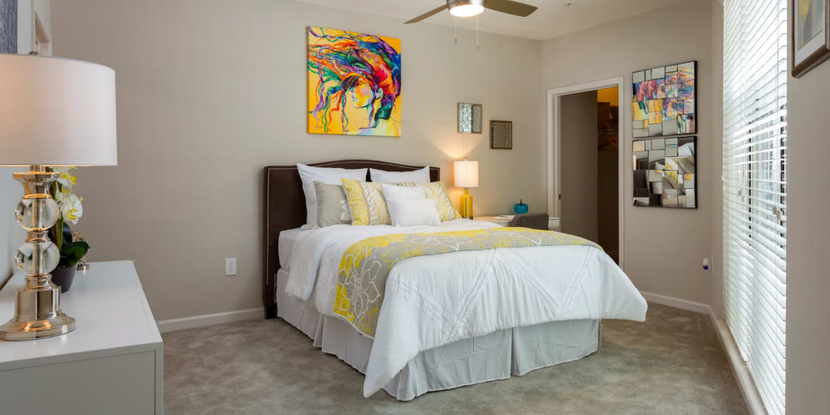 Bedroom at Marq on Ponce in Atlanta, Georgia