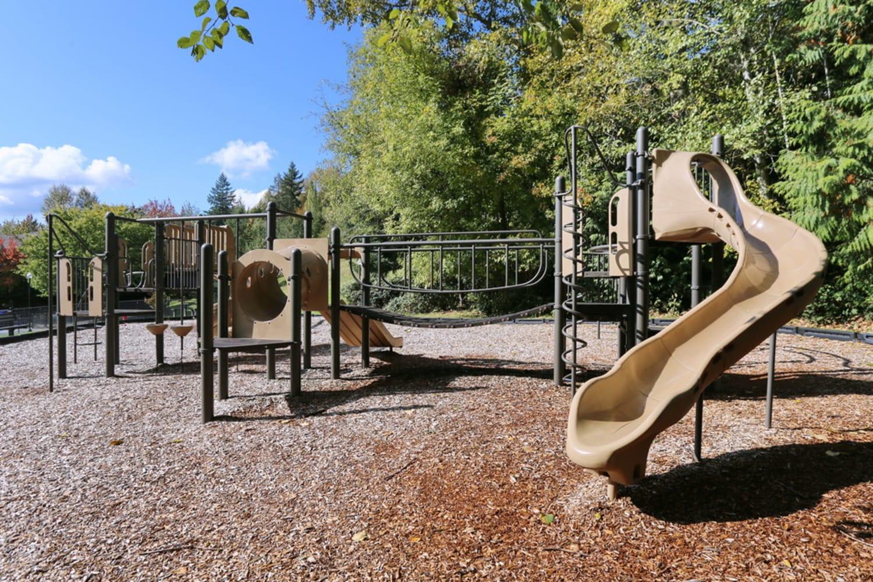 Playground at The Knolls at Inglewood Hill in Sammamish, Washington