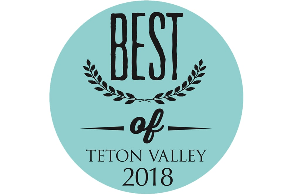 Best of Teton Valley 2018 for Summit Self-Storage
