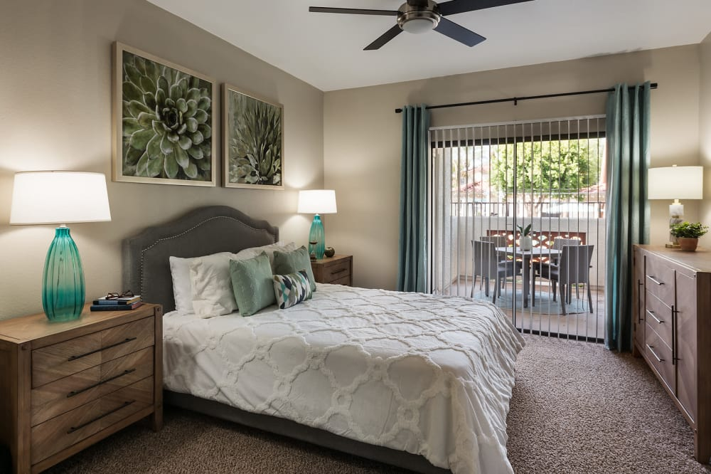 View the floor plans at San Palmas in Chandler, Arizona