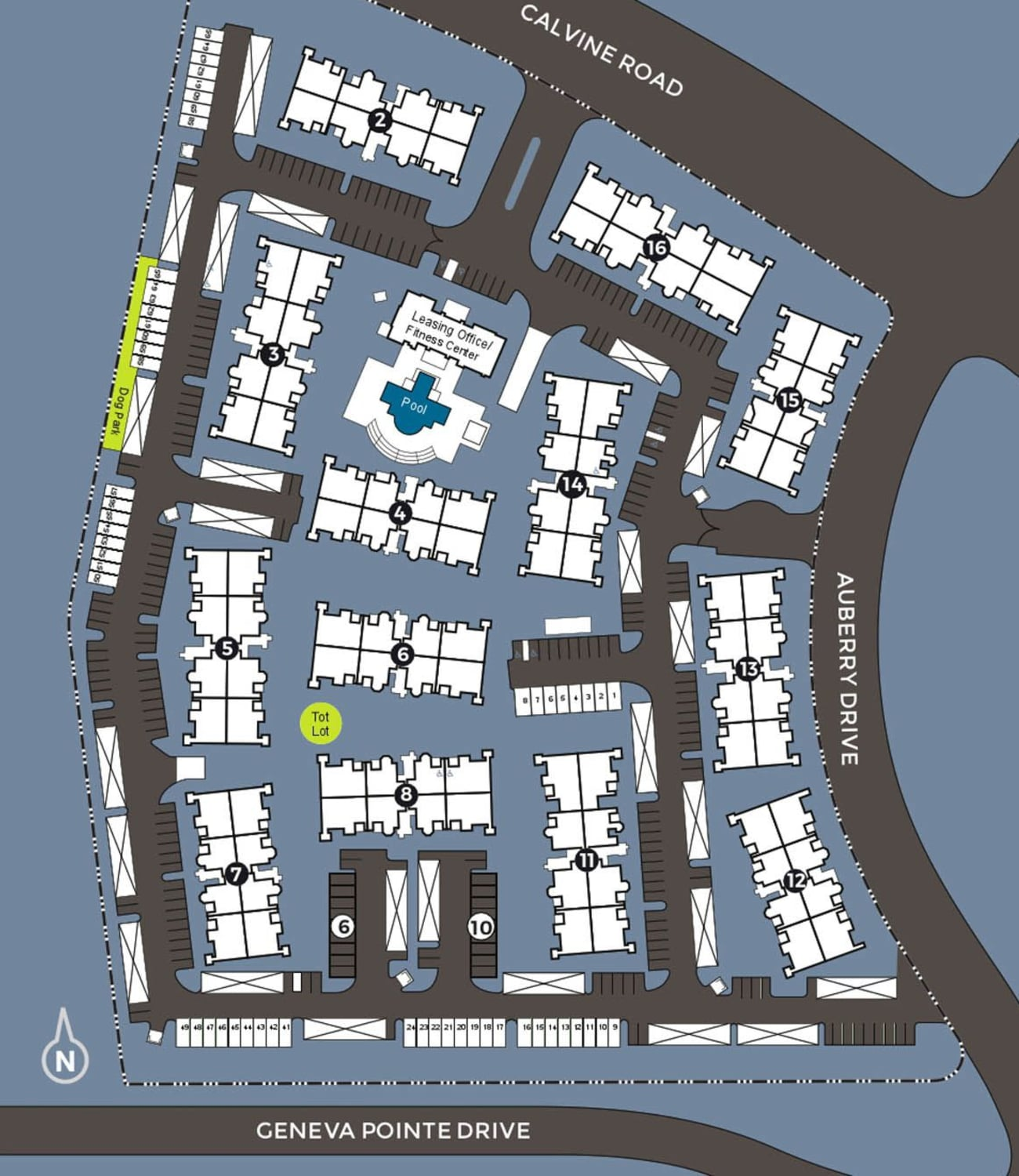 View a map of our property in Sacramento, CA