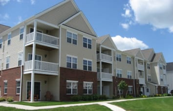 The Fairways at Timber Banks is a nearby community of Village Green Apartments
