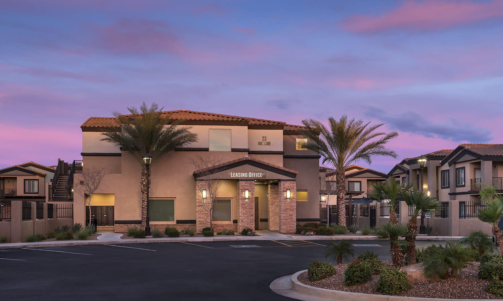 Apartments in Goodyear, Arizona, at The Maxx 159
