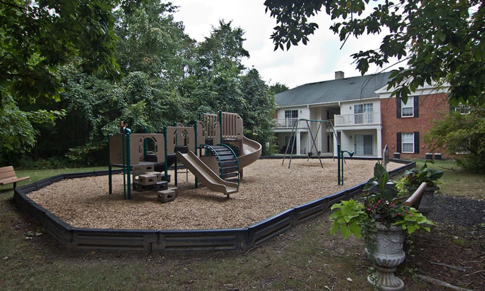 Playground at The Woods at Polaris Parkway in Westerville