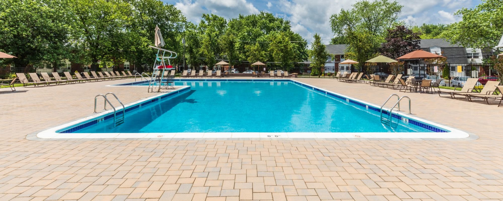 Amenities at Nieuw Amsterdam Village in South Amboy, New Jersey